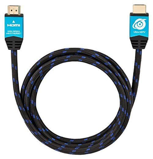 photo Wallpaper of Ultra HDTV-Ultra HDTV Premium 4K HDMI Kabel 10 Meter / HDMI 2.0b, 4K Bei Vollen-1er-Pack