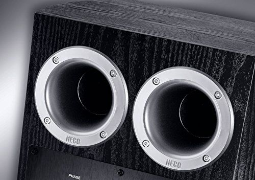 photo Wallpaper of Heco-Heco Victa Prime Sub 252 A | Aktiver Heimkino Subwoofer | 260mm-Schwarz