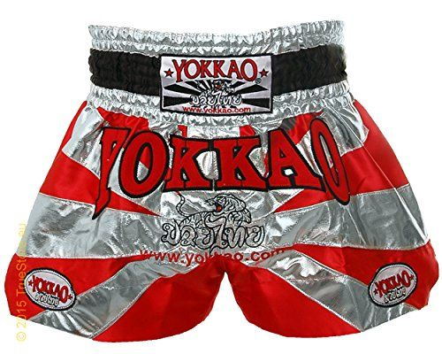 photo Wallpaper of Yokkao-Yokkao Thaishorts Saenchai Red, Rot XL-