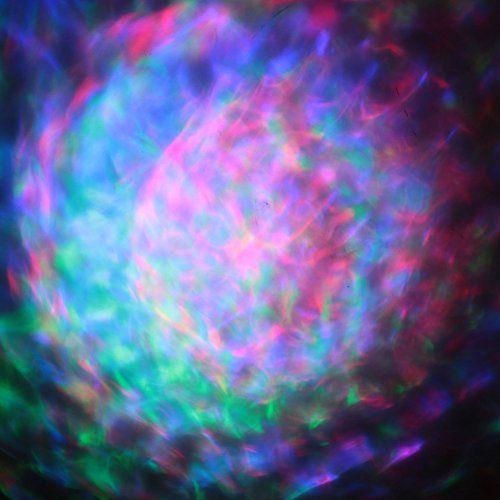 photo Wallpaper of Lixada-Lixada Disco Lichteffekte, Disco Licht Mit Fernbedienung Und Musikgesteuert 9W-Blau