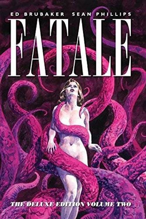 photo Wallpaper of -Fatale Deluxe Edition Volume 2-