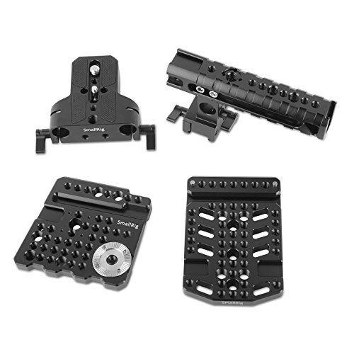 photo Wallpaper of SmallRig-SmallRig Camcorder Stabilizer Rig Kit Für Blackmagic URSA Mini / URSA Mini Pro-Zubehör-Kit
