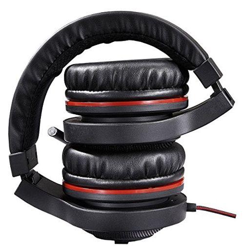 photos of Perixx AX 3000, Gaming Headset   7.1 Surround Sound   Faltbar   In Line Audio Control   Mit Treiber Für Mehr Einstellungen Mit Kostenlosem Versand Kaufen   model Computer & Zubehör
