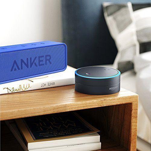 photo Wallpaper of Anker-Anker SoundCore   Mobiler Bluetooth 4.0 Lautsprecher Mit Unglaublicher 24 Stunden Akkulaufzeit Und-Blau
