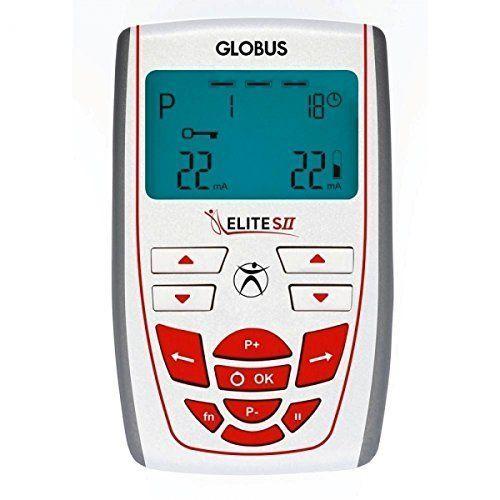 photo Wallpaper of Globus-Electroestimulador Globus ELITE SII Para Fitness Belleza-bianco