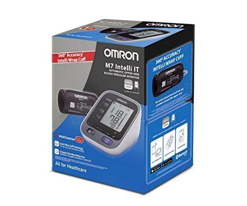 photo Wallpaper of OMRON-OMRON M7 Intelli IT   Tensiómetro De Brazo, Bluetooth,-Blanco