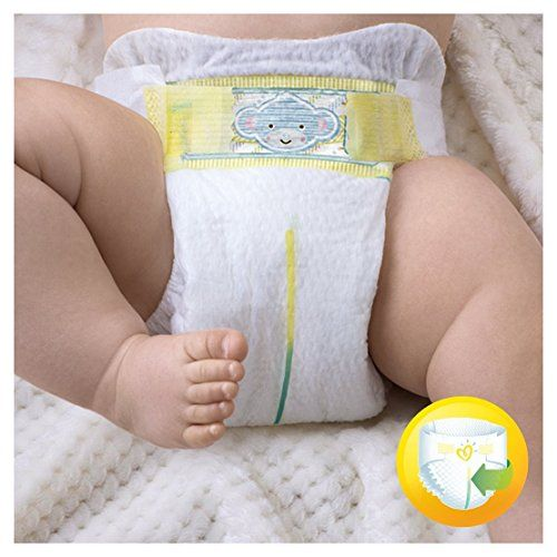 photo Wallpaper of Pampers-Pampers New Baby – Pañales, Talla 1, 2 a 5 kg, Pack De 96-