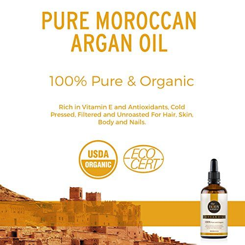 photo Wallpaper of The Body Source-Puro Aceite De Argán 100% Orgánico, Prensado En Frío, Filtrado-