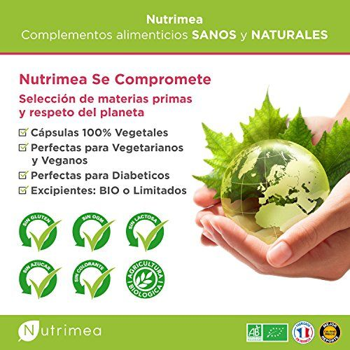 photo Wallpaper of Nutrimea-MAGNESIO MARINO Y VITAMINA B6   ADIOS AL CANSANCIO Y LA FATIGA -