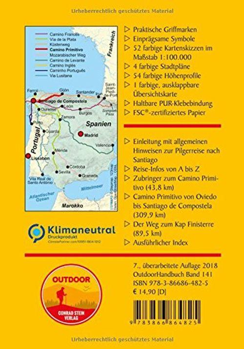 photo Wallpaper of Conrad Stein-Spanien: Jakobsweg Camino Primitivo (OutdoorHandbuch)-