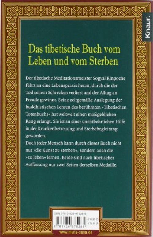 photo Wallpaper of -Das Tibetische Buch Vom Leben Und Vom Sterben: Ein Schlüssel Zum Tieferen-