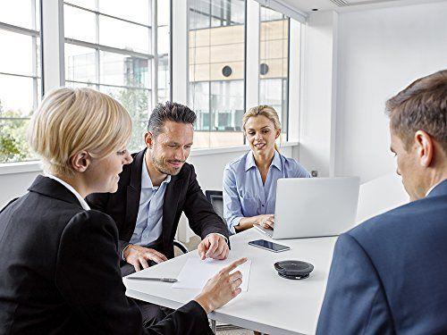 photo Wallpaper of Jabra-Jabra Speak 510 Bluetooth Freisprecheinrichtung (Mobile Konferenzlösung Für Skype Und Andere VoIP-Schwarz