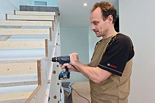 photo Wallpaper of Bosch Professional-Bosch Professional Akkuschrauber GSR 18 2 LI Plus (2 X 2,0-Schwarz, Grün, Rot, Silber