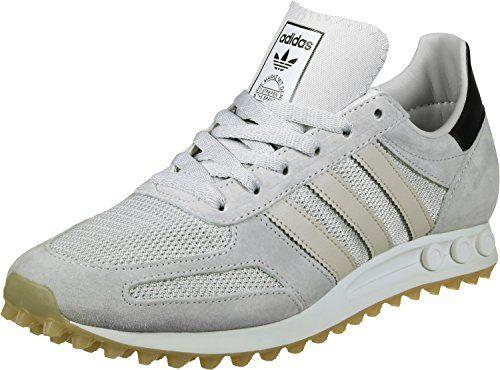 photo Wallpaper of adidas-Adidas Herren La Trainer OG Sneaker, Beige, 43 1/3 EU-Beige