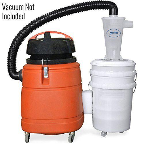 photo Wallpaper of WeeDee-Separador Ciclónico Filtro Ciclón Recolección De Polvo Para Aspirador Dust Collector-