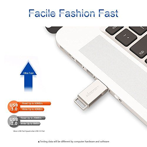 photo Wallpaper of Maxchange-Maxchange Memory Stick USB 3.0 Flash Drive 32GB Für Android-Silber