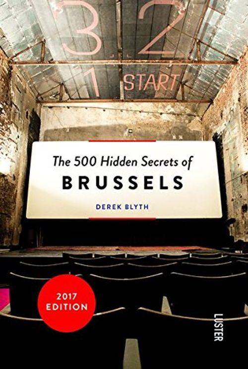 photo Wallpaper of -The 500 Hidden Secrets Of Brussels-