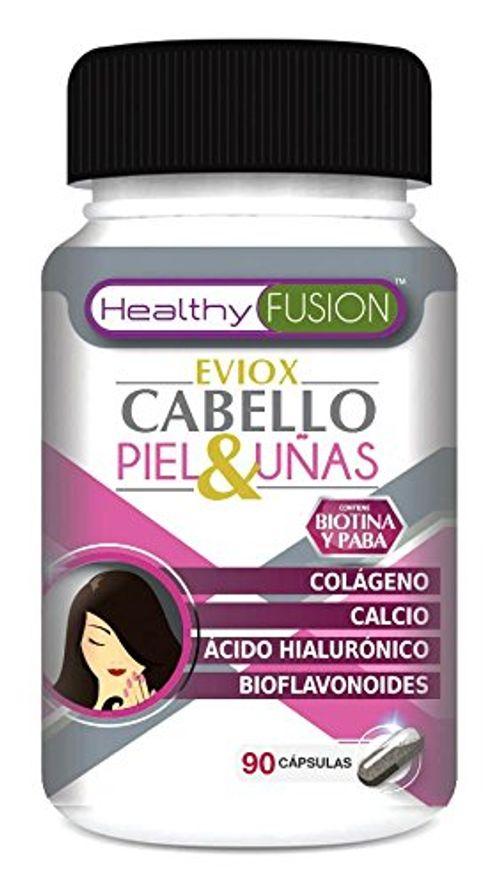 photo Wallpaper of Healthy Fusion-Acción Anticaída Y Crecimiento Del Cabello Eficaz – Cabello Fuerte Y Sano Como Nunca-