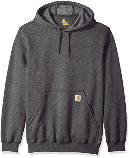 photo Wallpaper of Carhartt-Carhartt Midweight Hoodie Dunkelgrau L-Dunkelgrau