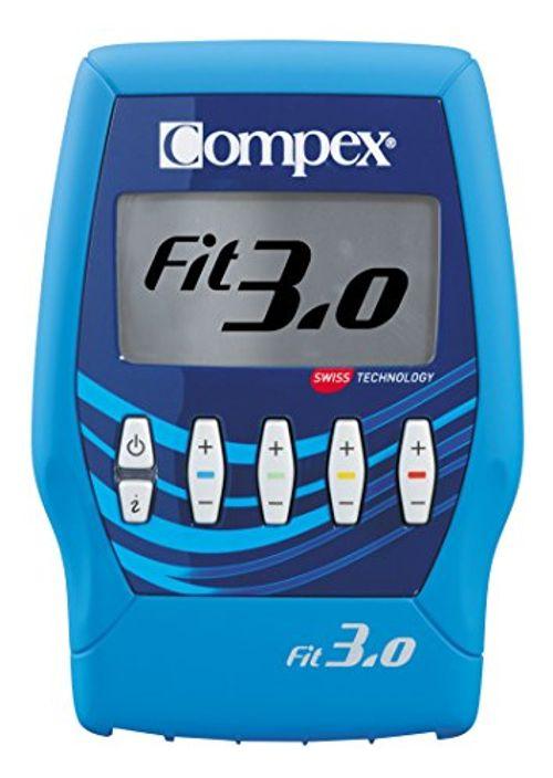 photo Wallpaper of Compex-Compex FIT 3.0.   Electroestimulador-Azul