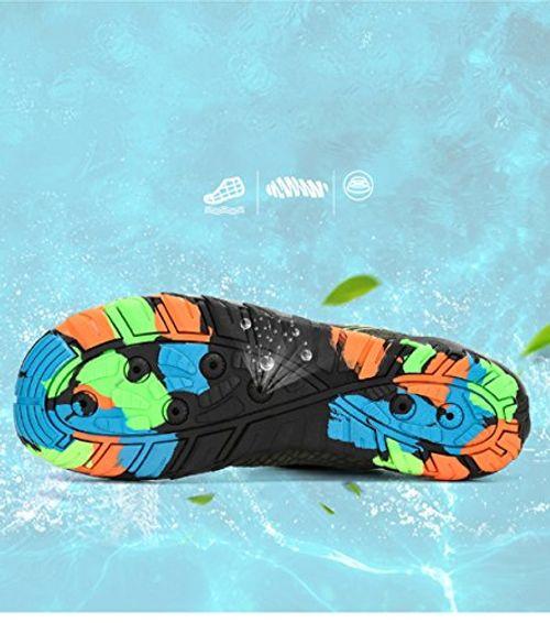 photo Wallpaper of Putu-Putu Sommer Wasserschuhe Herren Surfschuhe Schnell Trocknend Badeschuhe Aquaschuhe Für Damen Unisex-