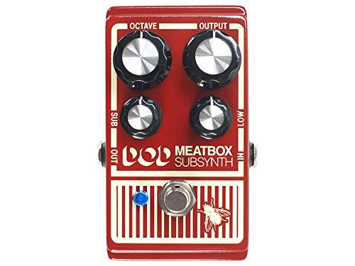 photo Wallpaper of DOD-DOD Meatbox Sub Synth Pedal-