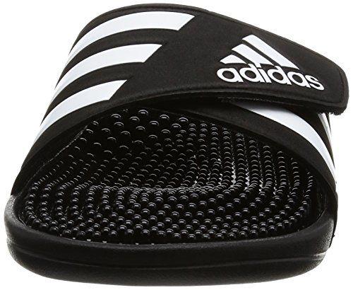 photo Wallpaper of adidas-Adidas Adissage, Herren Dusch  & Badeschuhe, Schwarz (Black/Black/Running White Ftw), 42 EU (8-Schwarz (Black/Black/Running White Ftw)