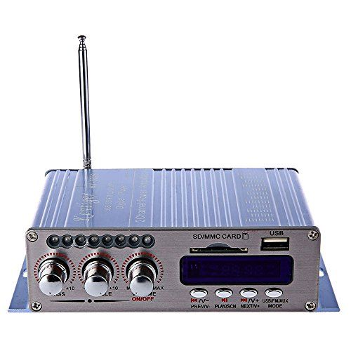 photo Wallpaper of Kentiger-Kentiger HY   502 Mini 2CH Bluetooth HiFi Stereo Audio Ausgang-