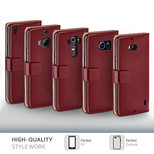 photo Wallpaper of MoEx-MoEx Samsung Galaxy S3 Hülle Dunkel Rot Mit Karten Fach [OneFlow 360° Book Klapp-MAROON-RED