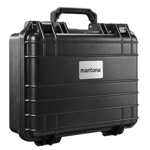 photo Wallpaper of Mantona-Mantona Outdoor Foto Schutz Koffer M (geeignet Für DSLR Kamera,-schwarz