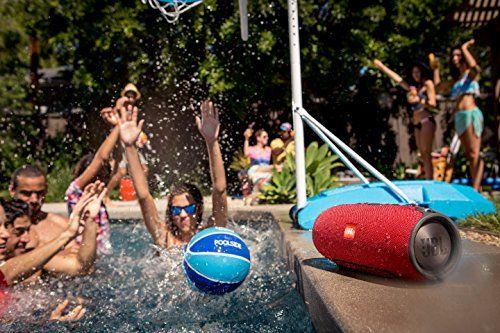 photo Wallpaper of JBL-JBL Xtreme Spritzwasserfester Tragbarer Bluetooth Lautsprecher Mit 10,000 MAh Akku, Dualem-Rot
