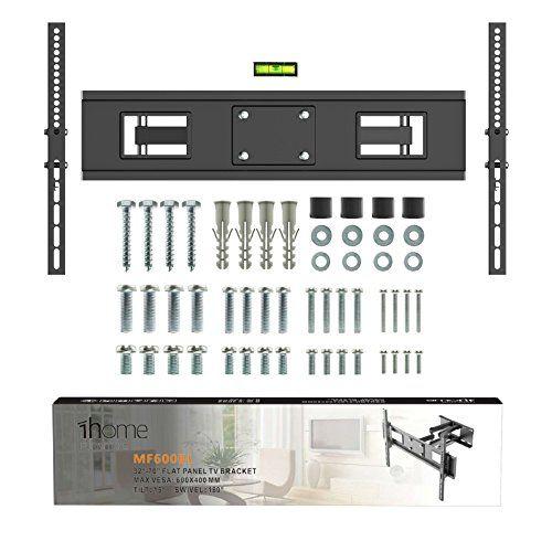 photo Wallpaper of 1home-1home LCD TV Wandhalter Schwenkbar Schwenkbare Neigbar Wandhalterung Fernseher Halterung Fernsehhalterung-