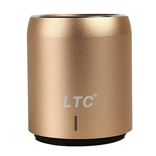 photo Wallpaper of LeaningTech-LTC Mini Tragbar Wireless Bluetooth 4.1 Super Bass Stereo HiFi 3.5mm NFC 360-