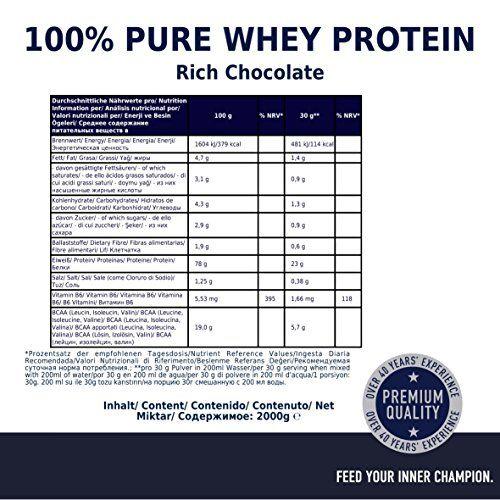 photo Wallpaper of Multipower-Multipower New 100% Pure Whey Chocolate Concentrado De Suero   2000 Gr-