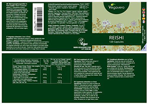 photo Wallpaper of Vegavero-Extracto De Reishi De Vegavero | Sistema Inmunológico + Antioxidante + Cansancio + Estrés-