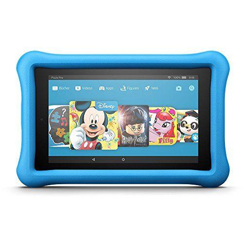 photo Wallpaper of Amazon-Fire HD 8 Kids Edition Tablet, 20,3 Cm (8 Zoll) HD-Blau