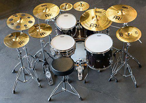 photo Wallpaper of Meinl Cymbals-Meinl Cymbals HCS16C HCS Serie 40,64 Cm (16 Zoll) Crash Becken-