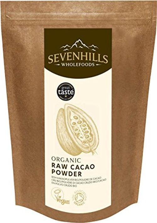 photo Wallpaper of Sevenhills Wholefoods-Sevenhills Wholefoods Cacao En Polvo Crudo Orgánico 1kg-