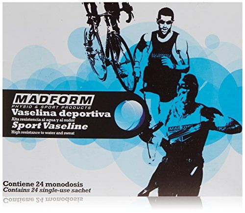 photo Wallpaper of Madform-MADFORM Vaselina Deportiva 24 Monodosis-Transparente