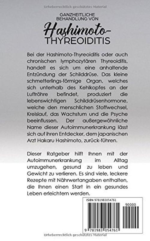 photo Wallpaper of -Ganzheitliche Behandlung Von Hashimoto Thyreoiditis: Ernährung Bei Schilddrüsenunterfunktion   Gesund Leben  -