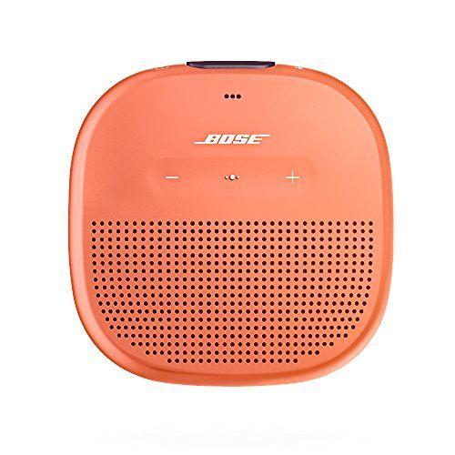photo Wallpaper of Bose-Bose ® SoundLink Micro Bluetooth Lautsprecher Orange-Orange