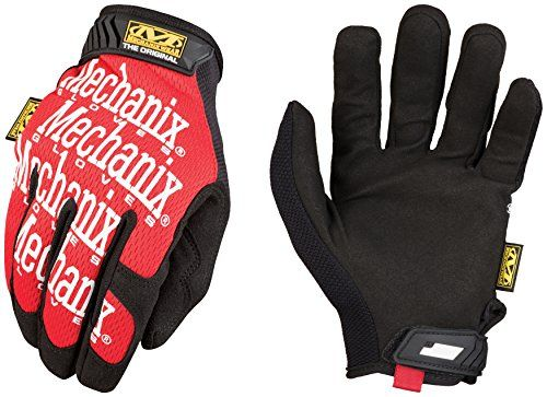 photo Wallpaper of Mechanix-Mechanix MG Paar–02–008Original Glove Red Size 8/S-Rot