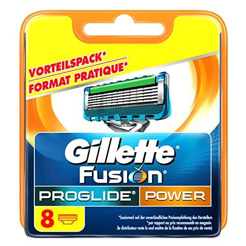 photo Wallpaper of Gillette-Gillette Fusion Proglide Power   Hoja De Afeitar Para Hombre, 8 Unidades-