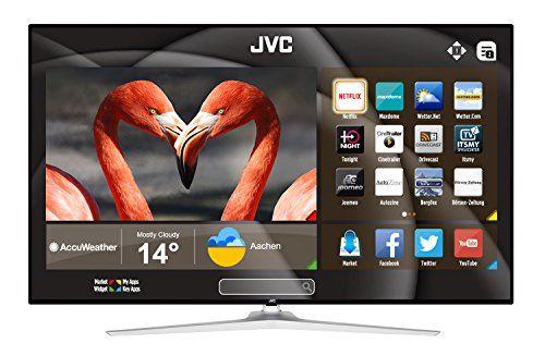 photo Wallpaper of JVC-JVC LT 49V14JU 124 Cm (49 Zoll) Fernseher (4K UHD, HDR-schwarz
