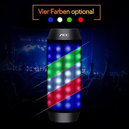 photo Wallpaper of MEMTEQ-LED Lautsprecher   MEMTEQ Bluetooth Lautsprecher Mit Radio Tragbarer Lautsprecher-Typ A