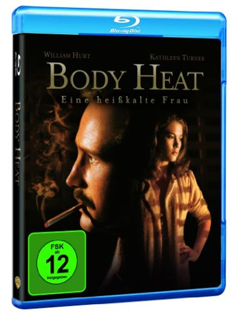 photo Wallpaper of -Body Heat   Eine Heißkalte Frau [Blu Ray]-