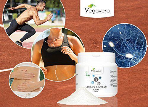 photo Wallpaper of Vegavero-Citrato De Magnesio En Polvo De Vegavero | Suplemento De Energía +-