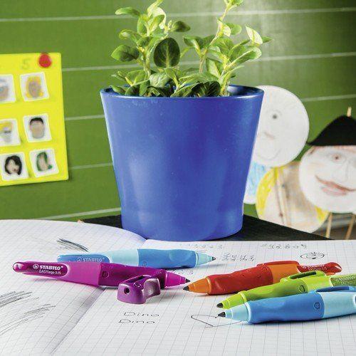 photo Wallpaper of Stabilo-Ergonomischer Druck Bleistift   STABILO EASYergo 3.15 In Pink/lila-pink/lila