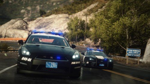 photo Wallpaper of Electronic Arts-Need For Speed: Rivals   [PlayStation 4]-