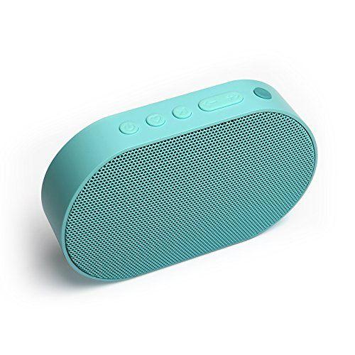 photo Wallpaper of GGMM-GGMM Wireless Smart Bluetooth Lautsprecher 4.2 Wi Fi Tragbar Mit Amazon Alexa Toller Stereo-blau